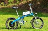 BikeLab testira: zložljivo električno kolo Electrom 2000