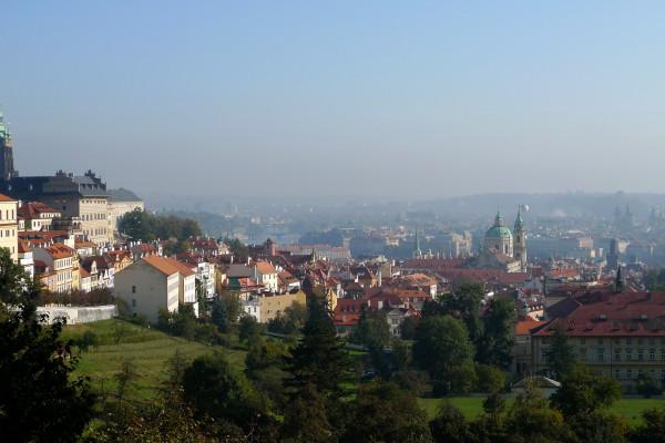 Jutro v Pragi, Češka. Foto: Roman Boed, Flickr