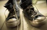 Do pitne vode z rabljenimi čevlji