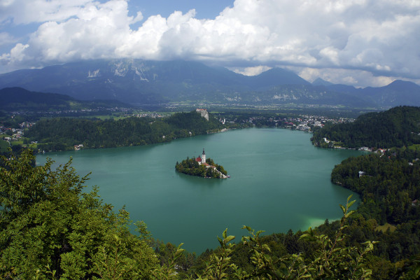 Blejsko jezero, Slovenija. Foto: James Southorn, Flickr