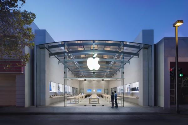 Apple trgovina, Palo Alto. Foto: Apple