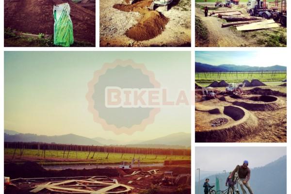 Gorsko-kolesarski parki. Vir: BikeLab