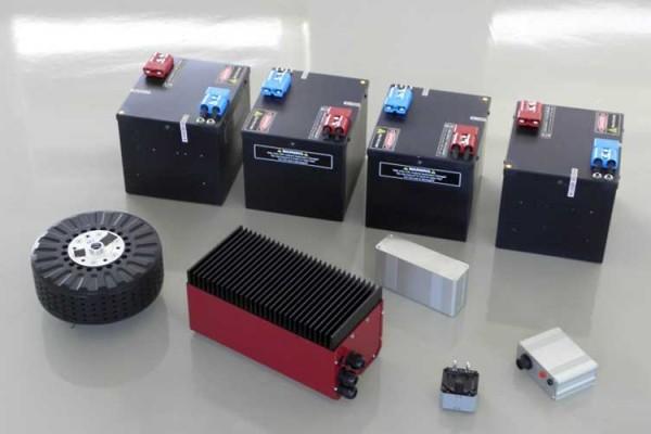 Pogonske Li-ion baterije