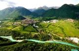 Tolmin je Alpsko mesto leta 2016