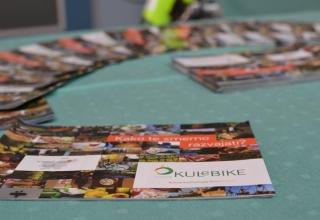 Brošure projekta KULeBIKE