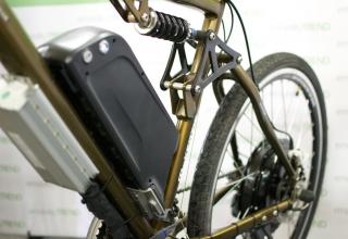 Baterija na e-kolesu