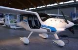 Slovensko električno letalo Alpha Electro