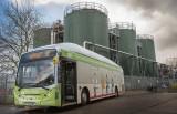 Avtobuse bodo po novem poganjali odpadki
