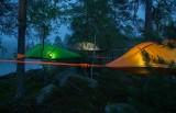 Drevesni šotori