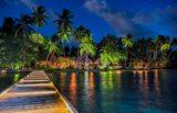 6 čudovitih eko glamuroznih otoških destinacij